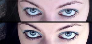 Augenvergleich